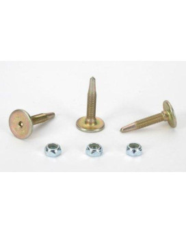 Woodys Gold Digger 60 deg. Traction Master Carbide Studs - 1.450in. Stud Length - 5/16in. Thread GDP6-1450-CS