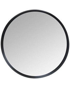 "Velvac 708448 8.5"" Stainless Steel Wide View Convex Mirror"