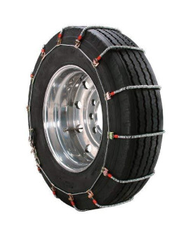 Security Chain Company TA2071 Alloy Radial Heavy Duty Truck Super Singles and Wide Base Tire Traction Chain - Pack of 1