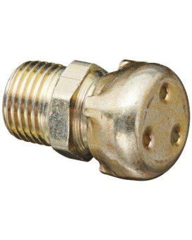 """Alemite 321620 Air Breather, 25/32"""" OAL, 1/8"""" PTF"""