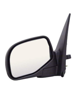 Tyc 3020532 Ford/Mercury Driver Side Power Non-Heated Replacement Mirror