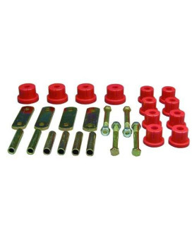 Prothane 7-1050 Red Spring/Shackles Bushing