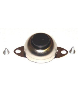 Horn Switch For 12V Air And Electric Horns Momentary Button Style Switch