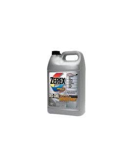 Zerex DEX-COOL Antifreeze/Coolant, Ready to Use - 1gal (ZXELRU1)