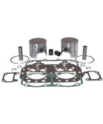 WSM Platinum Series Top End Kit (662cc) - 0.75mm Oversize to 78.75mm Bore 010-816-13P