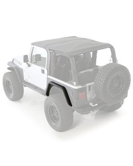 XRC Rear Bolt-on Flares for TJ
