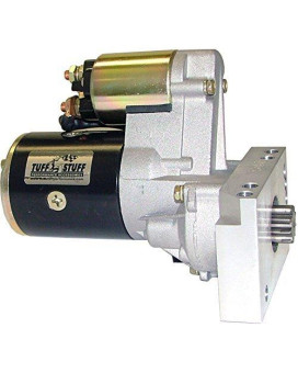 Tuff Stuff 6584B Gear Reduction Starter for Chevy