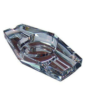 Prestige Import Group Gorgeous Crystal Cigar Ashtray