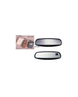 Plug-and-Play Gentex GENK45ACAM Auto-Dimming Mirror with Homelink and Compass for 2012-2014.5 Toyota Camry