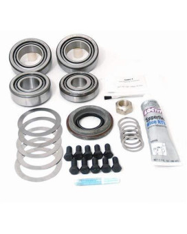 G2 Axle &Amp; Gear 35-2051 G-2 Master Installation Kit