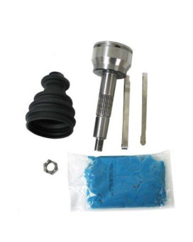 Wildboar Ab513 2008-2008 Polaris 800 Ranger Rzr Wild Boar Cv Joint Boot Kit