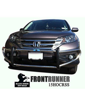 Black Horse Off Road 15HOCRSS Stainless Steel Front Runners