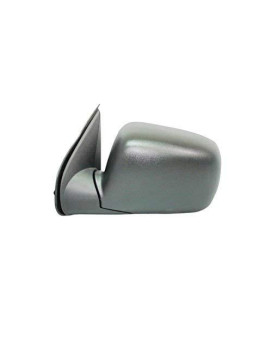 Tyc 2180012 Non Heated Manual Replacement Left Mirror