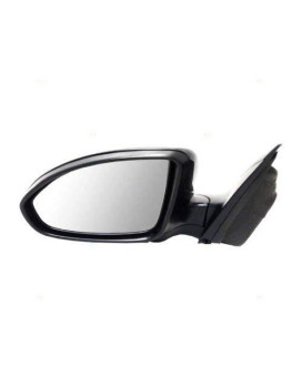 Tyc 1580042 Chevrolet Cruze Non-Heated Manual Replacement Left Mirror