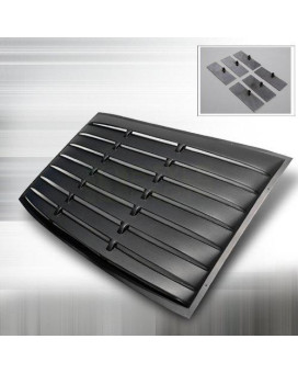 2005-2009 Ford Mustang Rear Window Louver