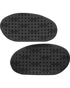 08-16 YAMAHA YZF-R6: Stomp Grip Traction Pads (BLACK)