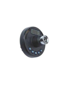 Westward 6PAF1 Angle And Torque Adaptor, Digital, 1/2 In.