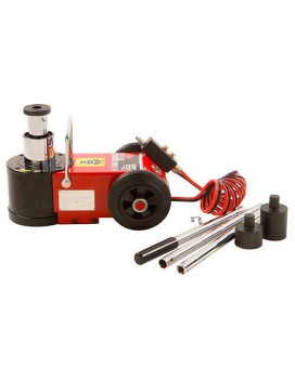 Aff Capacity 545Sd 30/15 Ton Two Stage Air/Hydraulic Axle Jack