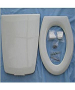 Thetford 35778 Toilet Seat and Cover Assembly