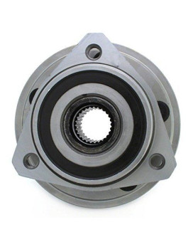 WJB WA513084 - Front Wheel Hub Bearing Assembly - Cross Reference: Timken 513084 / Moog 513084 / SKF BR930014