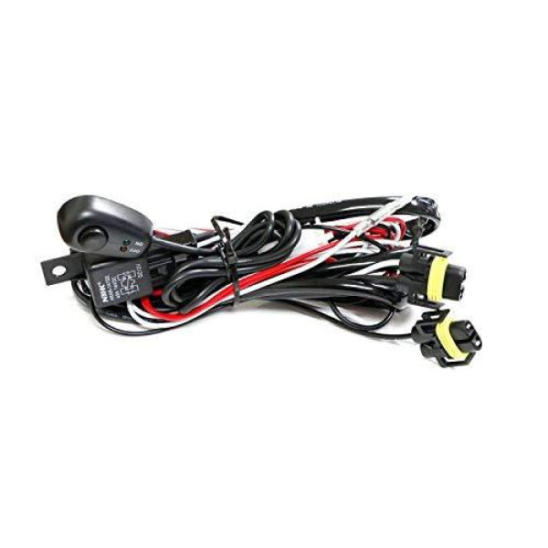 Buy Winjet Universal Wiring Harness Include Switch Kit Car