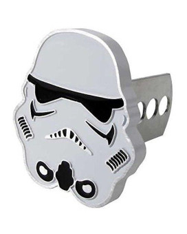 Star Wars Storm Trooper Metal Hitch Receiver Cover