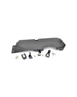 Rough Country - 794 - Gas Tank Skid Plate For Jeep: 07-18 Wrangler Jk 4Wd