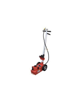 AFF 565E Axle Jack (22 Ton Single Stage Air/Hydraulic with 2 Piece Handle)