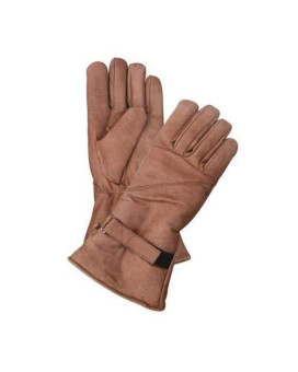 Unisex Adult AL3053 Riding gloves X-Small Brown