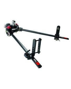 Eaz-Lift 48703 Trekker Weight Distributing Hitch With Adaptive Sway Control - 1000 Lb. Weight Rating