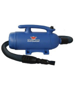 XPOWER B-27 X-Treme Double Motor Force Dryer, 6 HP