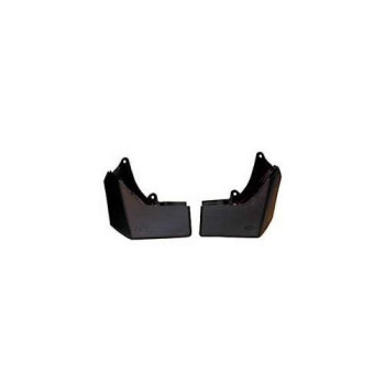 Set Of 2 Genuine Land Rover Cas500010Pcl Front Mud Flaps For Lr3 And Lr4