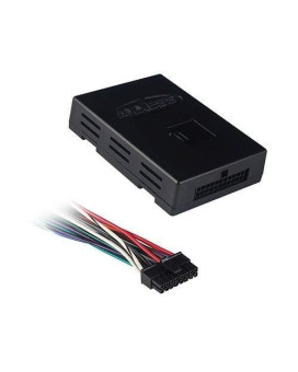 Axxess AX-ADBOX1 Auto-Detect Radio Replacement Interface for Installation of Aftermarket Receivers