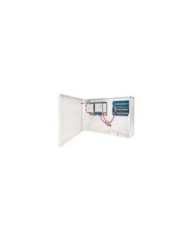 Securitron AQD5 Series Power Supply, 5 Ampere/12V DC or 3 Amp/24V DC field Power Supply, 5/3 Ampere