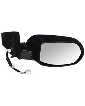 TYC 4750441 Honda CR-V Right Non-Heated Replacement Mirror