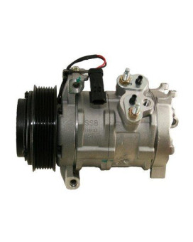 TCW 32759.7T1NEW A/C Compressor and Clutch (Tested Select)