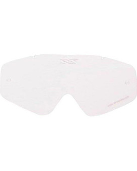 EKS BRAND 067-40270 Unisex-Adult Replacement GOX MX Motorcross Goggle Replacement Lens (Clear, One Size)