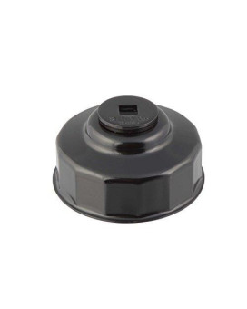 STEELMAN 95985 Oil Filter Cap Wrench for Mazda 76mm x 14 Flute