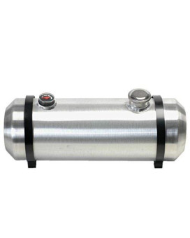 10 Inches X 33 Spun Aluminum Gas Tank 10.75 Gallons With Sight Gauge For Dune Buggy, Sandrail, Hot Rod, Rat Rod, Trike