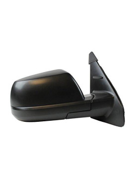 Tyc 5330441 Toyota Tundra Right Non-Heated Replacement Mirror