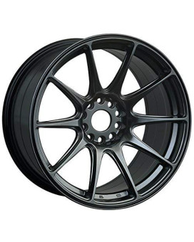 XXR 527 18 Chromium Black / Rim 5x100 and 5x4.5 with a 20mm Offset and a 73.1 Hub Bore. Partnumber 52788542N