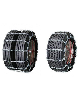 Quality Chain Wide Base Cam 8Mm Commercial Truck Carbon Link Tire Chains (3269Qc)