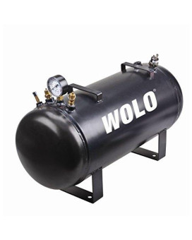 Wolo 860-Rt Air Rage 5 Gallon Capacity Tank