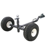 Tow Tuff Tmd-800Atv Atv Weight Distributing Adjustable Trailer Dolly