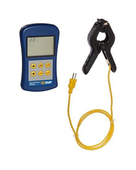 Yellow Jacket 69196 SuperHeat/SubCool Calculator with Thermometer and P/T Chart