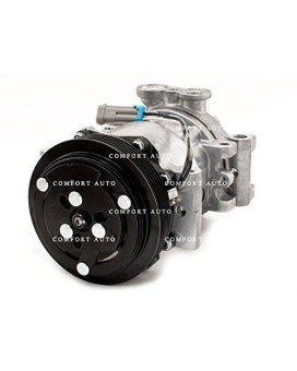 1999 1998 1997 1996 Chevrolet K1500 K2500 K3500 Silverado Suburban Cheyenne Brand New AC Compressor with Clutch 1 YR WARRANTY