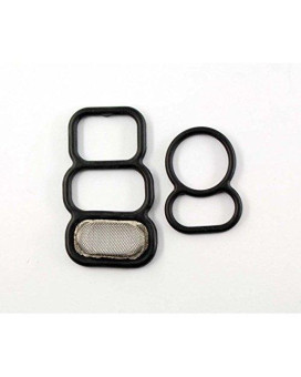XA Upper & Lower Spool Valve VTEC Solenoid Gaskets for Honda 94-02 Accord 4cyl