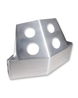 The Speed Merchant Brushed Aluminum Skid Plate Sm-Dsp-06-1