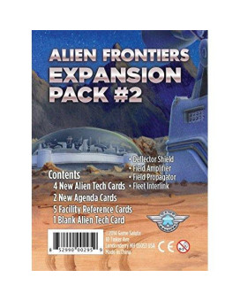 Alien Frontiers Expansion Pack #2