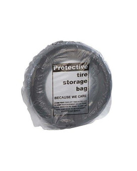 Automotive Interior Protection 41-110 Tire-Mate Roll of 100 SUV Sized Heavy Duty Tire Storage Bag